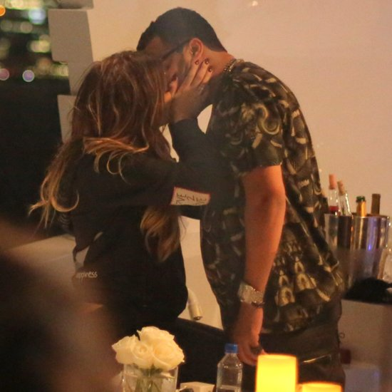 Khloe Kardashian and French Montana PDA on a Boat | Pictures