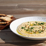 Ditch the Tub For Homemade Hummus