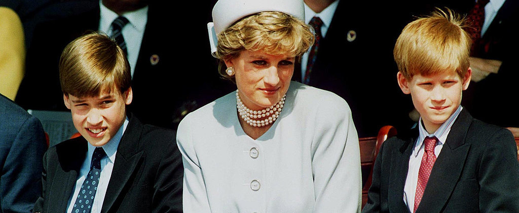 Remembering Princess Diana's Sweetest Mum Moments