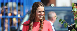If You Don't Already, Kate Middleton Might Just Make You Love the Colour Pink