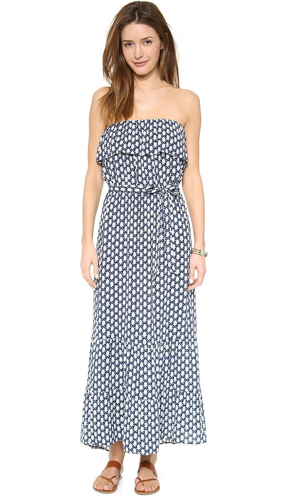 Joie Strapless Dress
