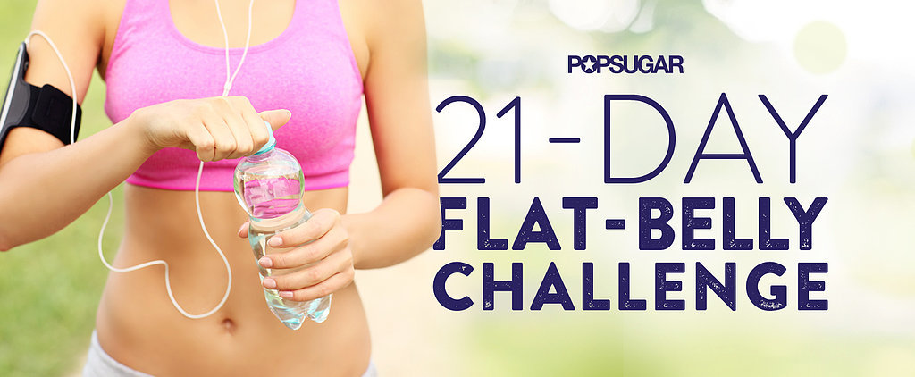 21-Day Flat-Belly Challenge
