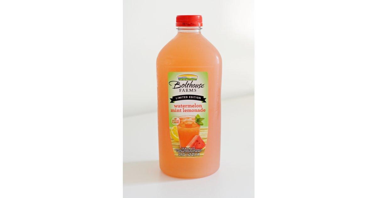 Bolthouse Farms Watermelon Mint Lemonade | 10 Fabulous Food Finds That ...