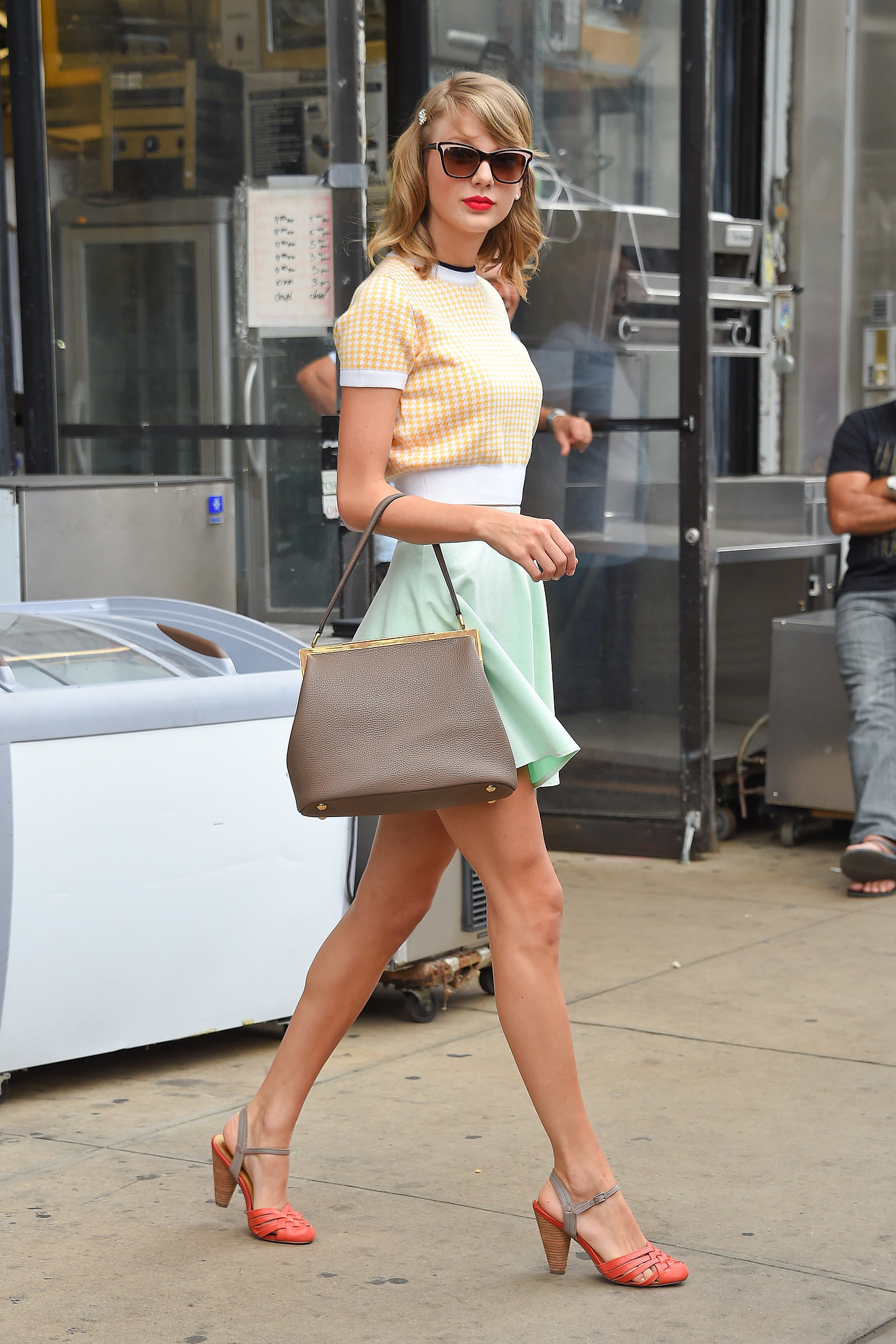 Taylor swift street style another day another perfectly Fashion celebrity street style