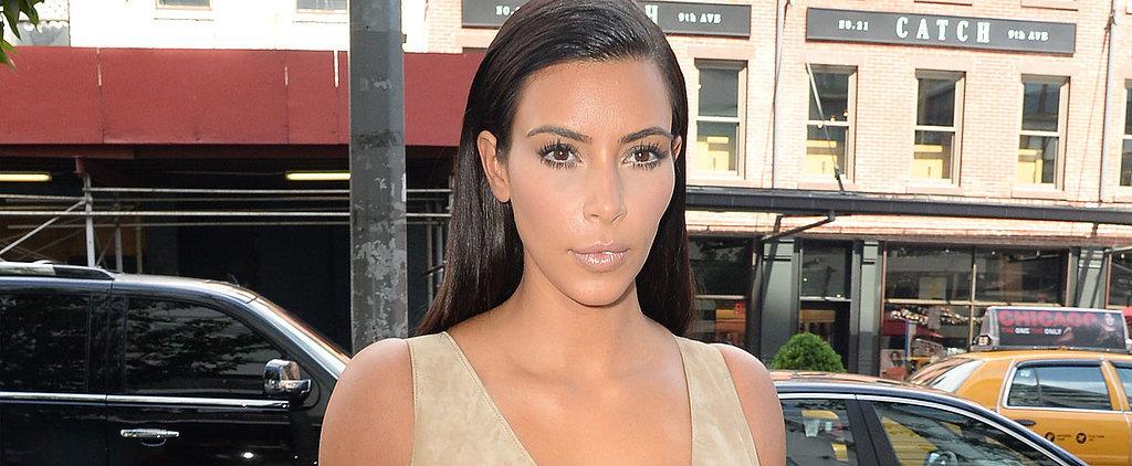 Kim Kardashian's Sexiest Nude Moments!