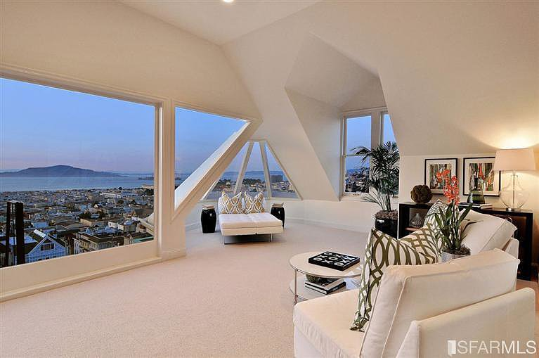 With this kind of view, who needs window treatments? Source: Coldwell Banker