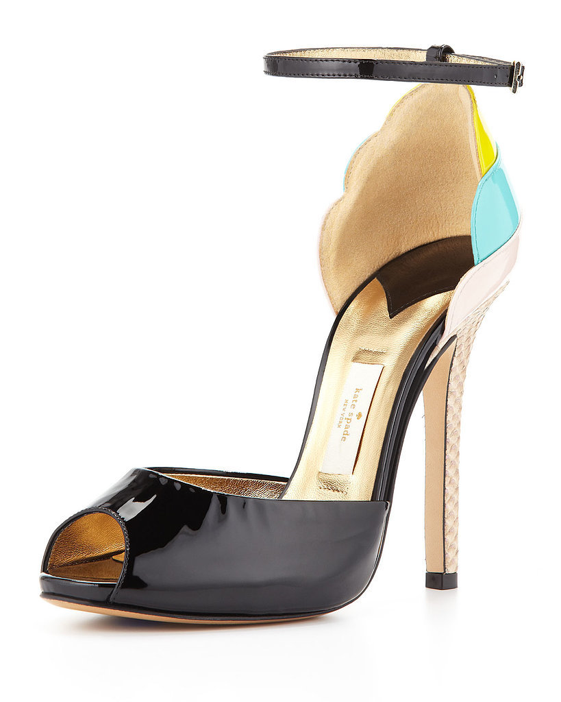 Kate Spade New York Ice Cream Cone Heel Sandal