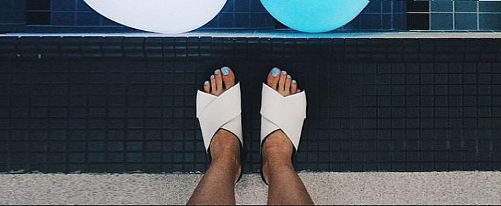Why Wear Flip-Flops When You Can Wear These?