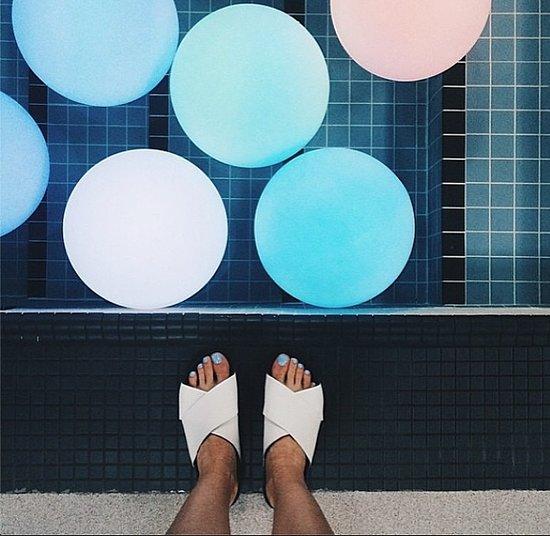 Slide-On Sandals