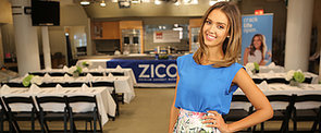 """Jessica Alba on Cooking With Her Kids and Her """"Struggle"""" to Have Balance"""