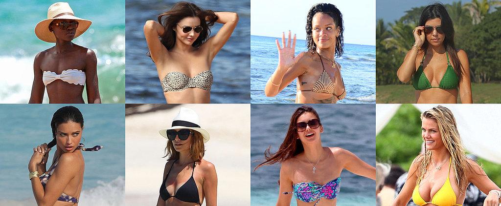 50 Sexy Stars in Sexy Bikinis!