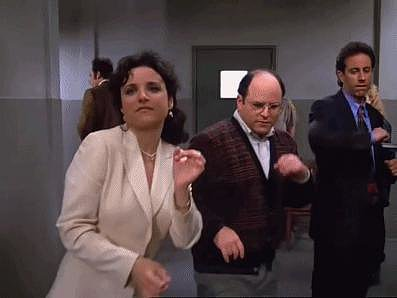 And When the Gang Does This Group Dance Too