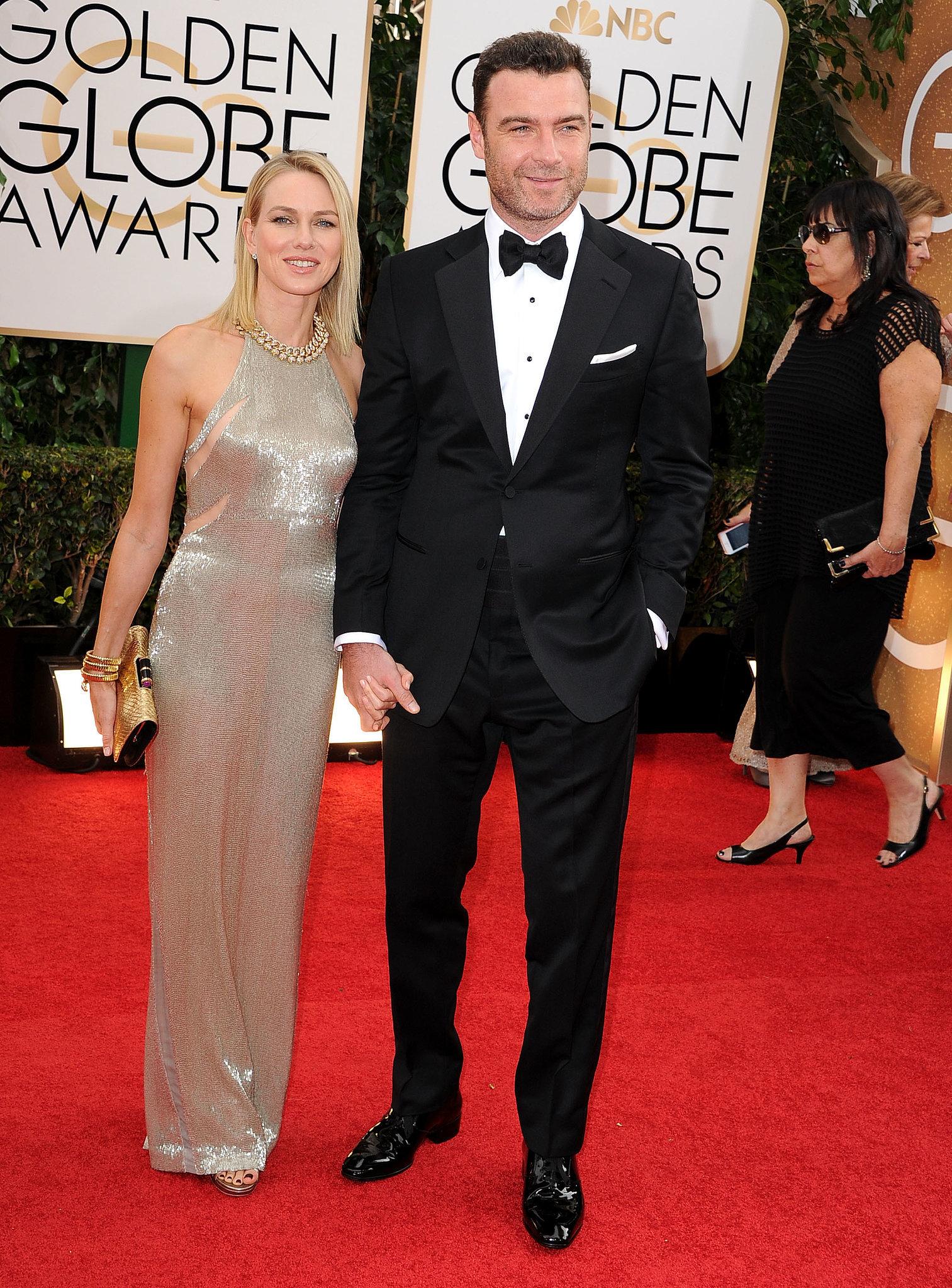 Naomi Watts and Liev Schreiber | Forget Marriage, Bring On ...