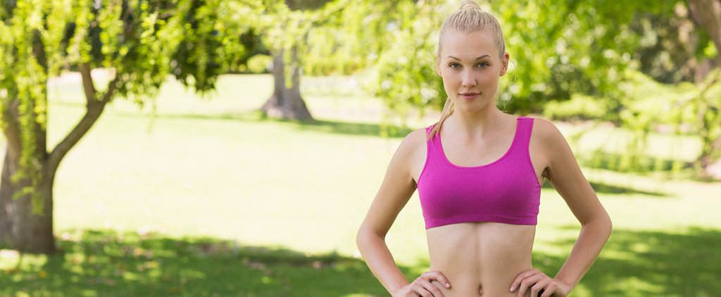 Do You Work Out in Just Your Sports Bra?