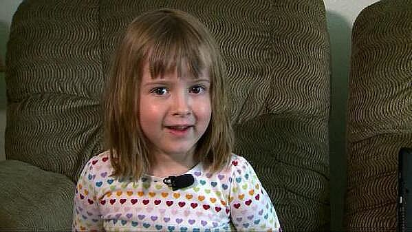 4-Year-Old Helps Police Crack a Case