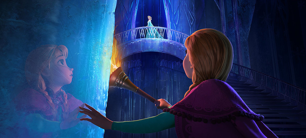 A Nonanimated Version of Arendelle