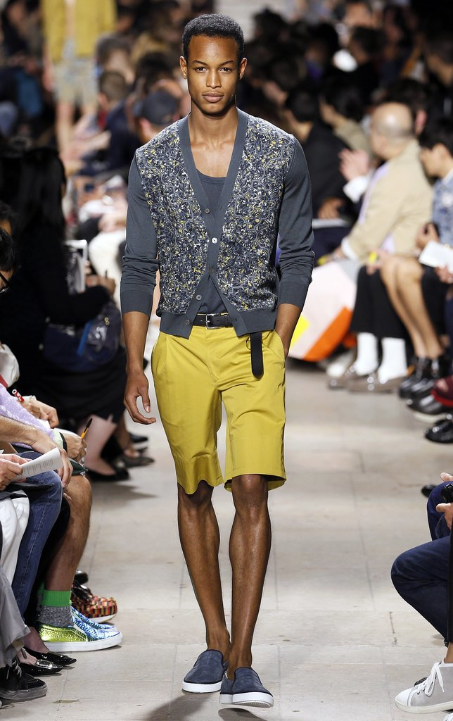 Hermès's Cardigans