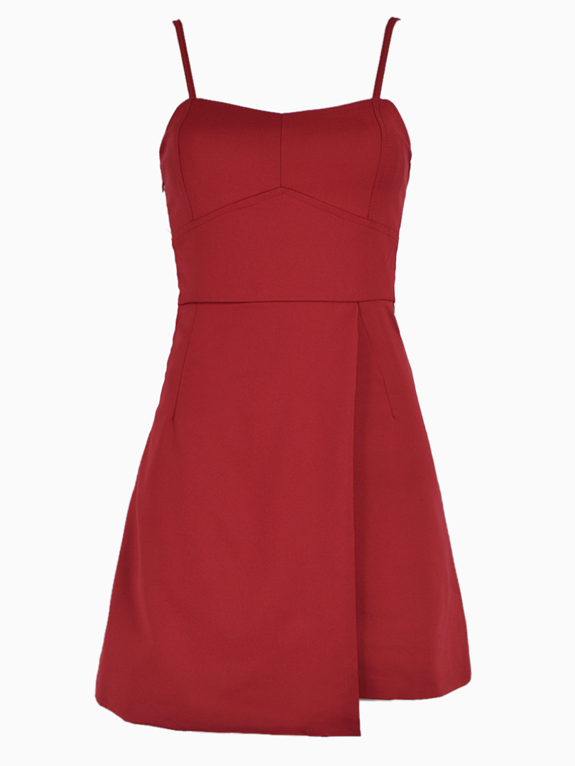 Choies Red Cami Dress