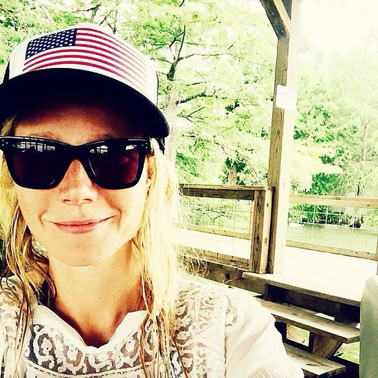 Celebrity Instagram Pictures Fourth of July Independence Day