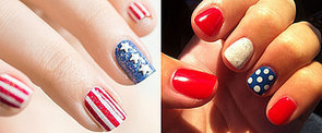 Inspiration For Your July 4 Nail Art