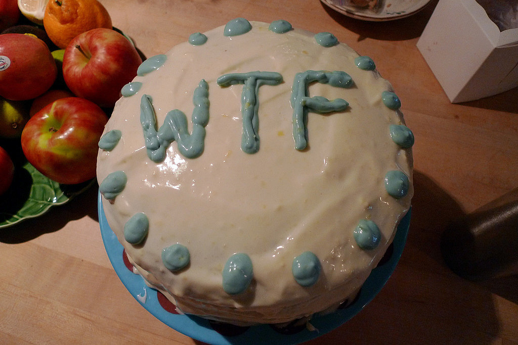 A Liberal S Birthday Cake