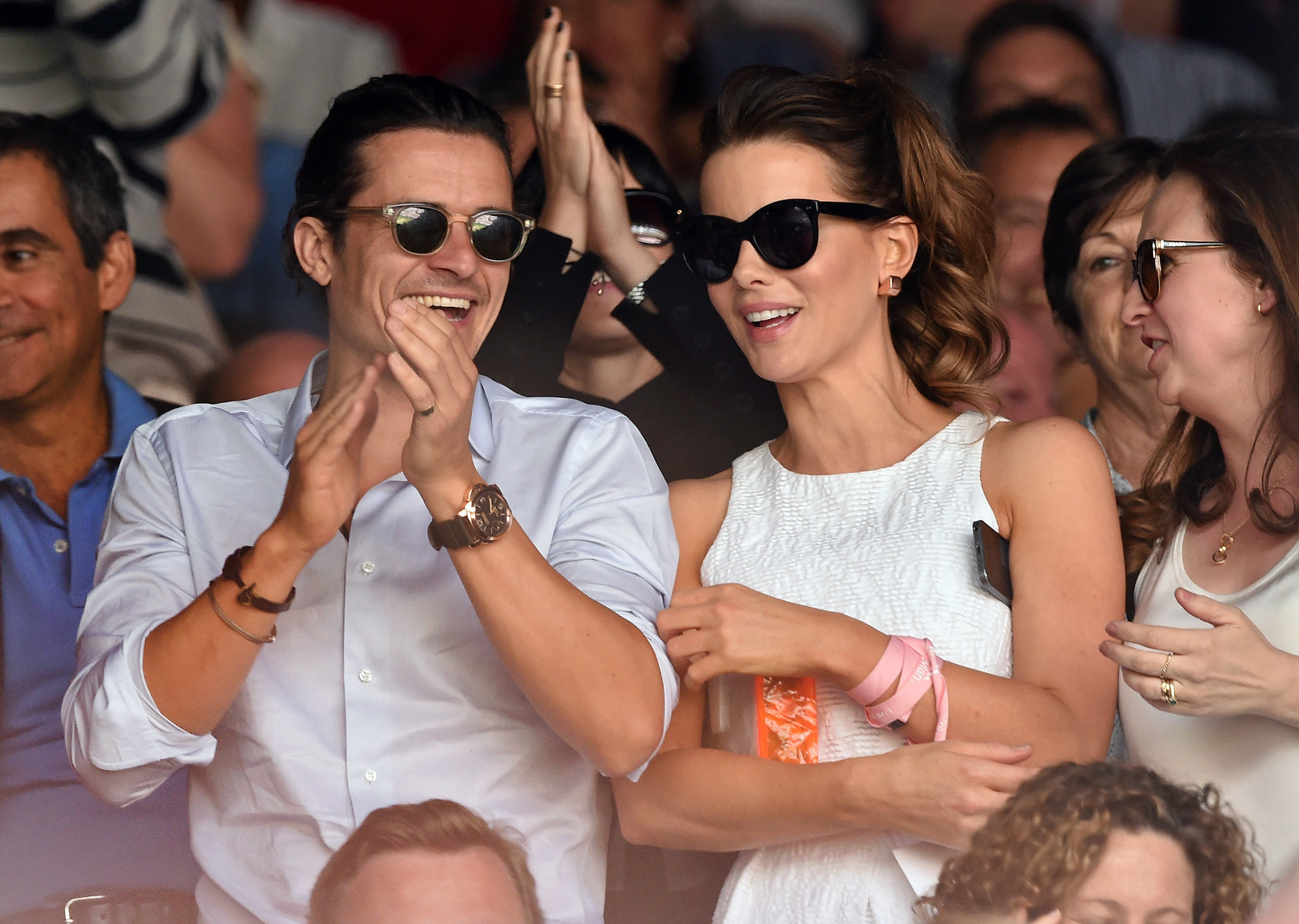What Tennis Match? It's All About Celebrities at Wimbledon