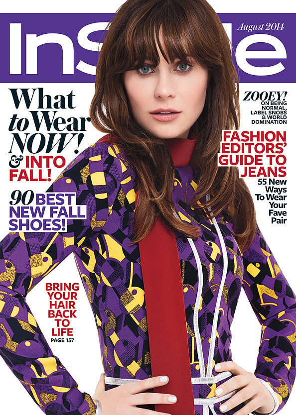 InStyle August 2014