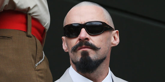 Hugh Jackman Was Hardly Recognizable At The Wimbledon Championships
