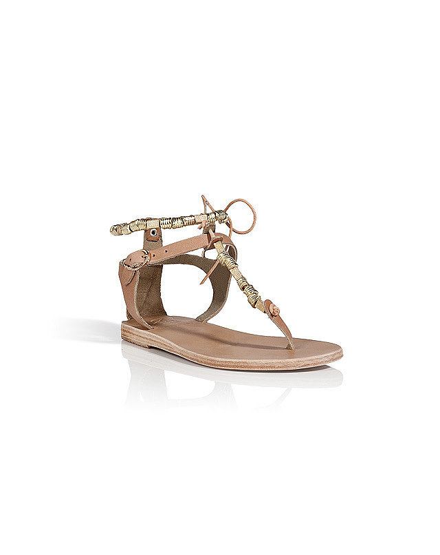 Ancient Greek Sandals Leather Sandals ($245)