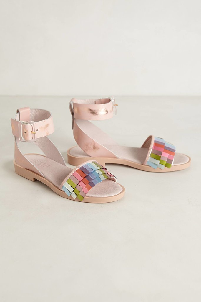 Anthropologie Fringed Sandals ($120, originally $178)