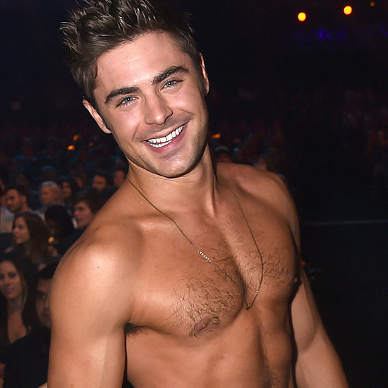 Sexy Zac Efron Moments | Pictures
