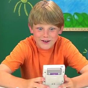 Kids React to Game Boy