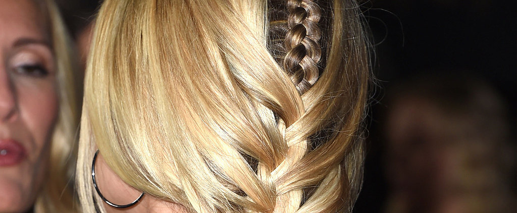 You'll Want to Copy Diane Kruger's Plait Immediately
