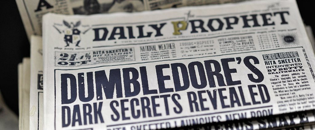 The Best Freak-Outs Over J.K. Rowling's New Harry Potter Story