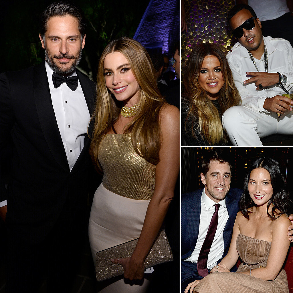 Dating celebrity couples 2014