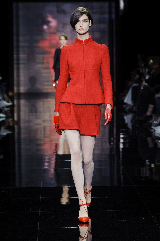 Giorgio Armani Privé Haute Couture Fall 2014