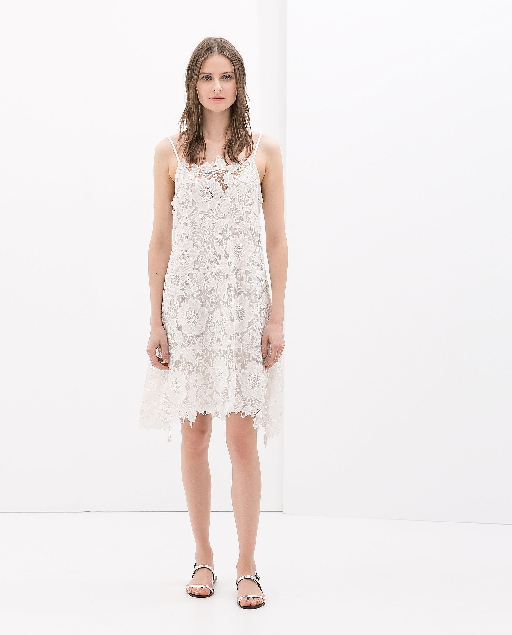 Zara Crochet Dress