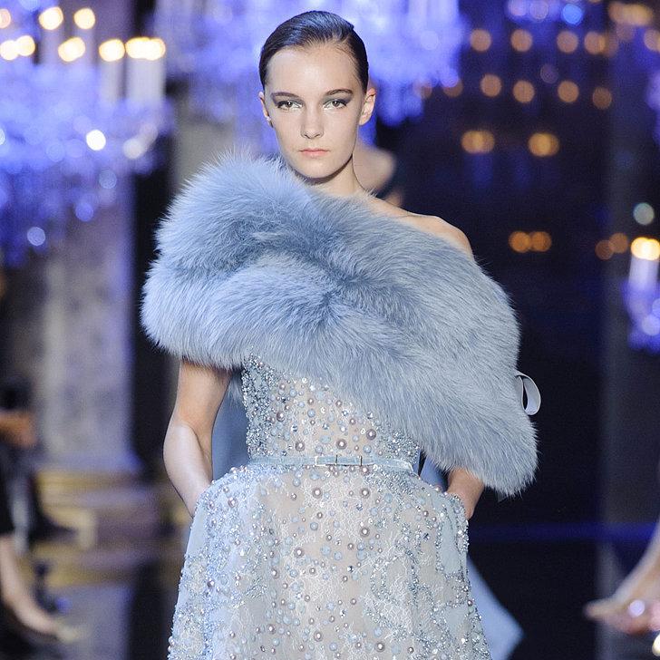Elie Saab Haute Couture Fashion Week Fall 2014