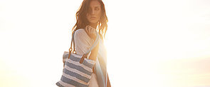 Upgrade Your Holiday Wardrobe With a New Beach Bag