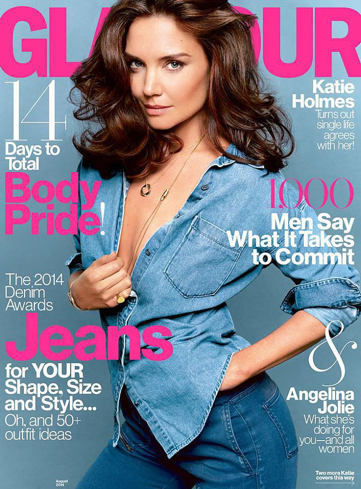 Glamour August 2014