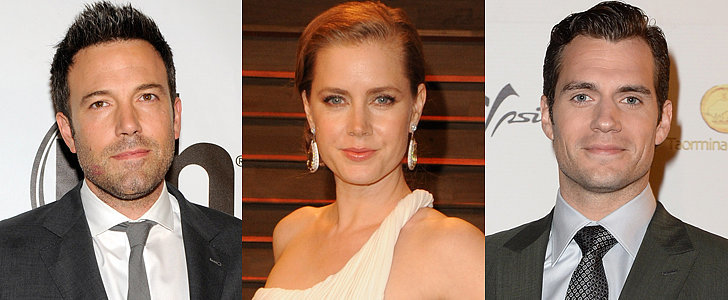 Everyone Who's Been Cast in Batman v Superman: Dawn of Justice
