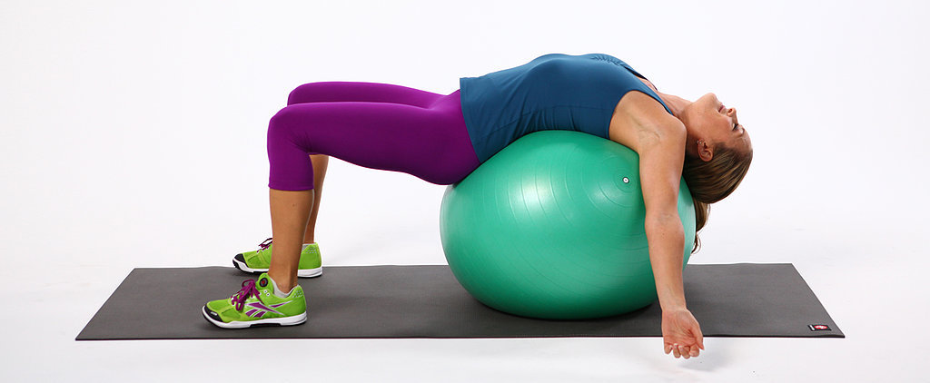 Get More Out of Your Workouts With an Exercise Ball