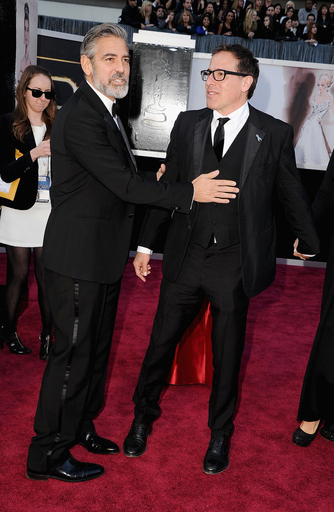 George Clooney vs. David O. Russell