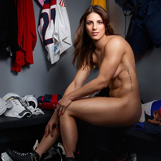 Hilary Knight ESPN Body Issue Workout
