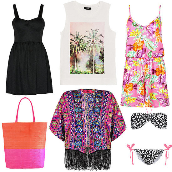 Summer Beach Holiday Capsule Wardrobe For Under £100
