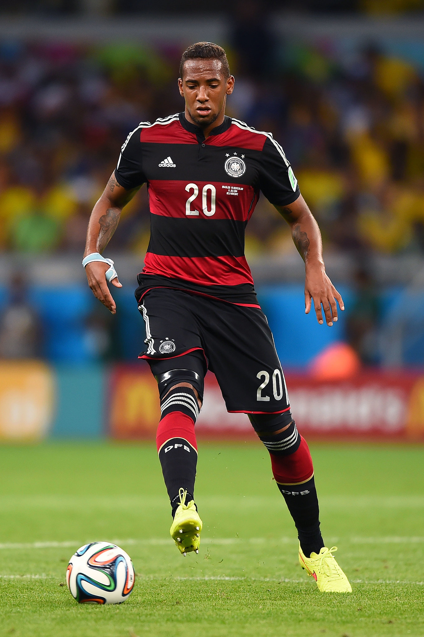 Germany: Jérome Boateng | Every Single Sexy Player in the World Cup ...