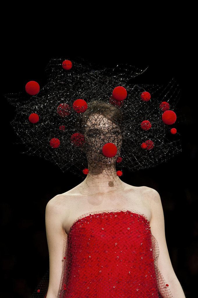 Armani Privé Haute Couture Fall 2014
