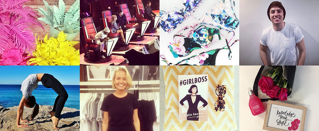 The POPSUGAR Diary: What We Instagrammed This Week