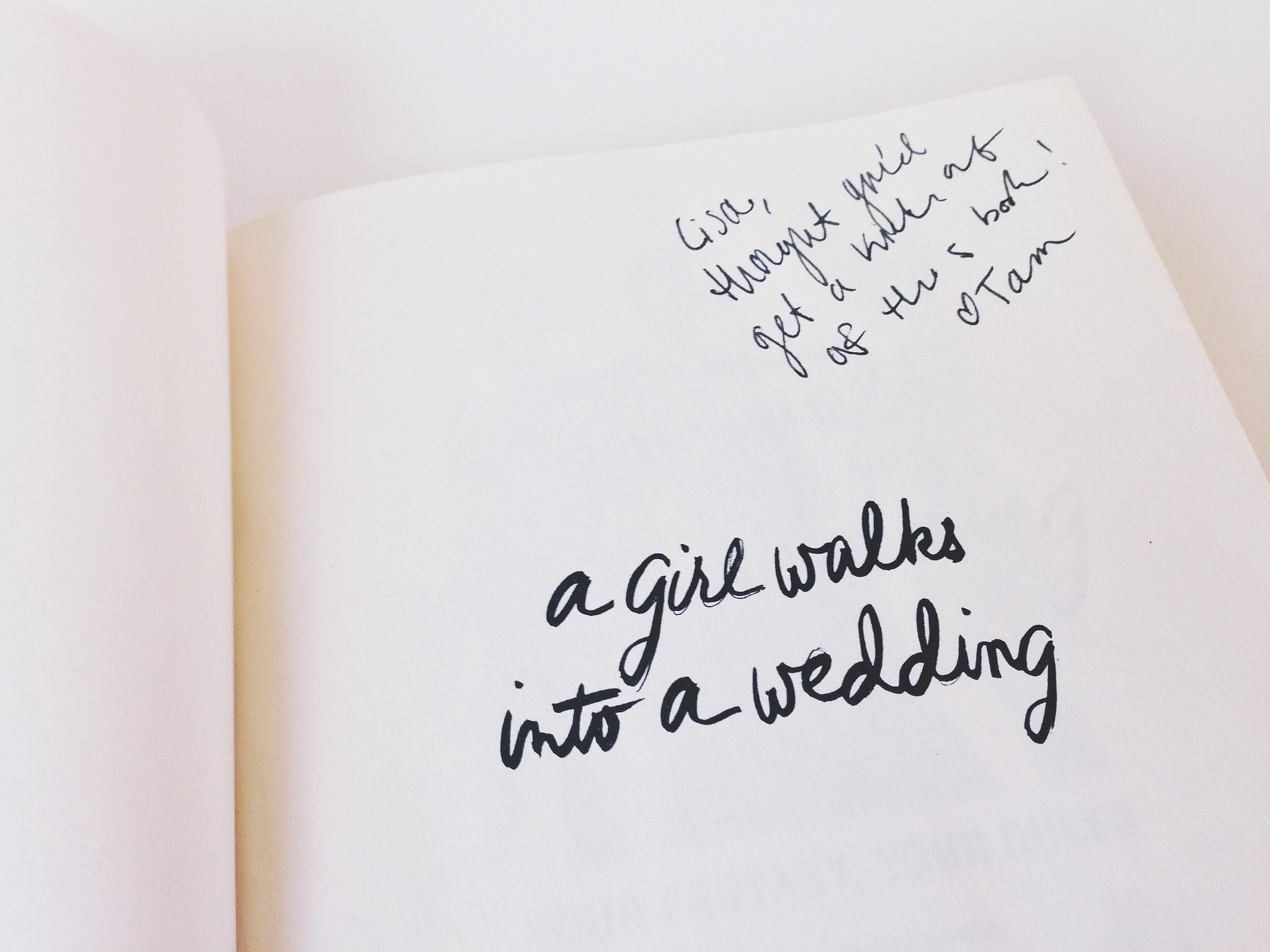 Do You Write Inscriptions in Books or Not?