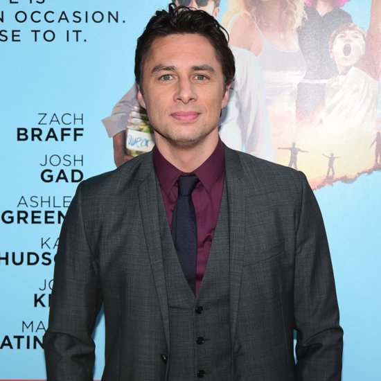 Zach Braff Interview For Wish I Was Here